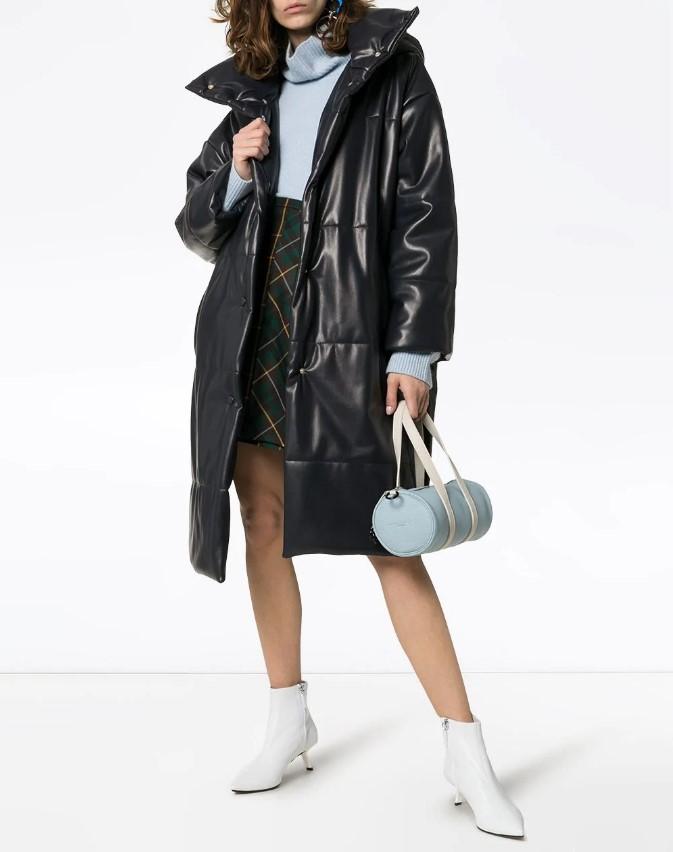 Модные женские пуховики 2020 года: цвета, новые модели, фото
