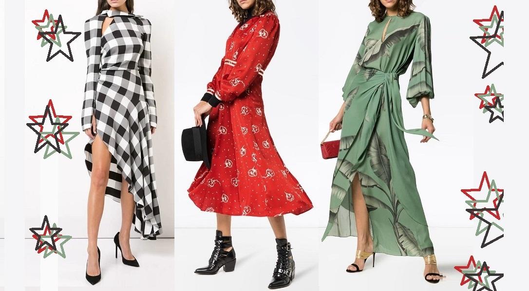Весенние образы с платьем в 2020 году - фото модных образов