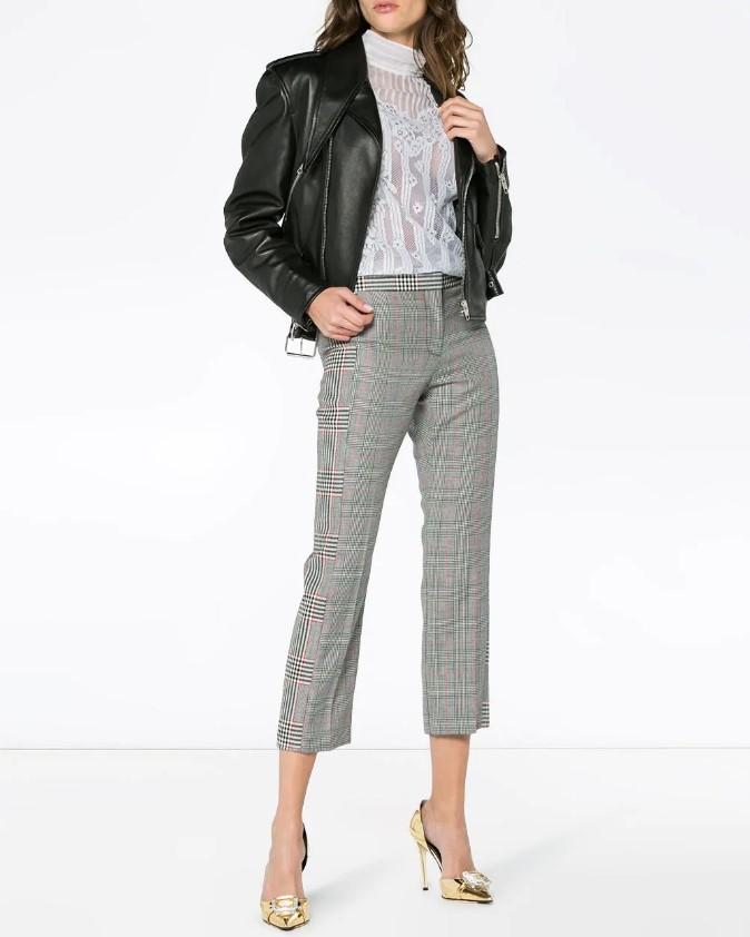 Модные деловые образы весна-лето 2021 года - фото тенденции