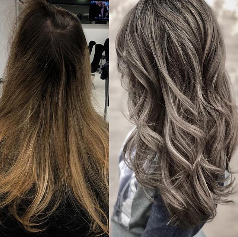 Стильное окрашивание волос шатуш 2021 года: тенденции, фото