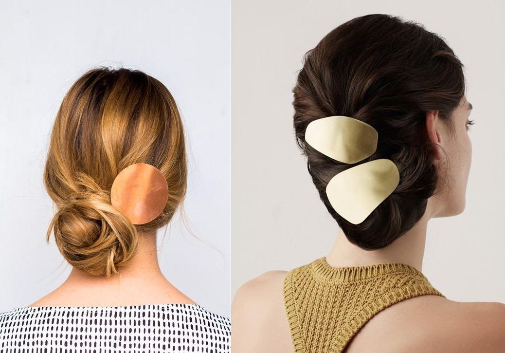 Самые модные аксессуары для волос 2021 года: новинки, фото