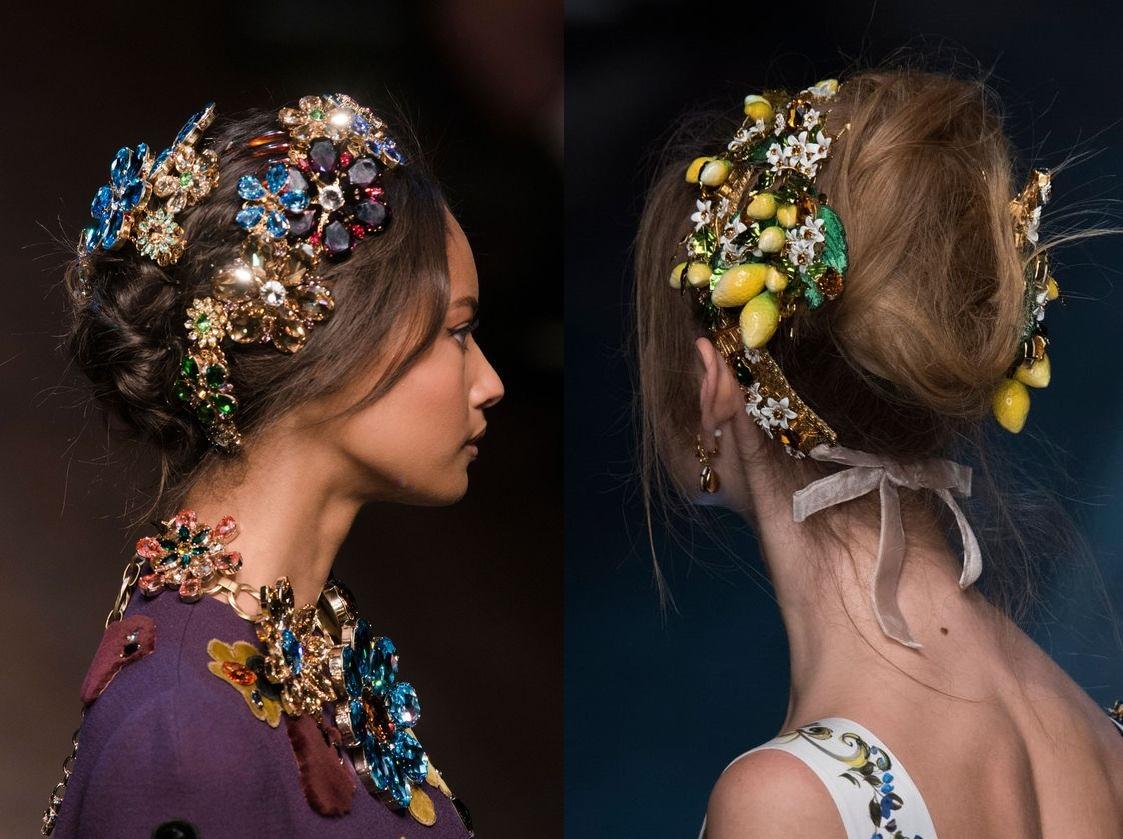Самые модные аксессуары для волос 2020 года: новинки, фото