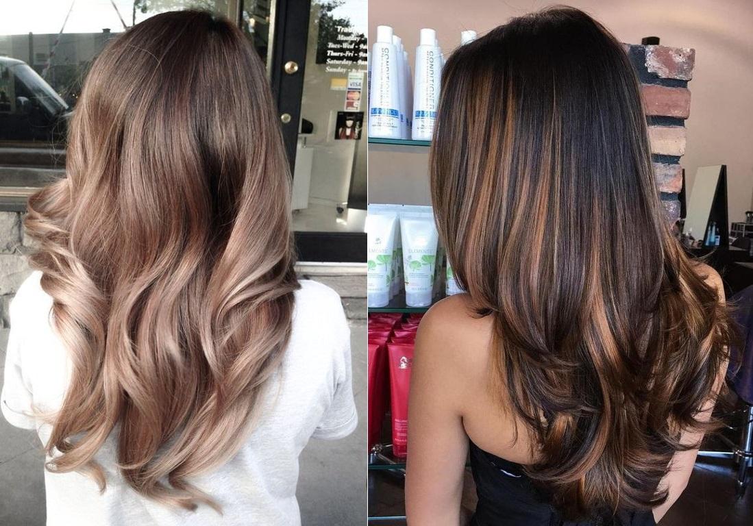 Модные цвета и оттенки волос в 2021 году: свежие тренды фото