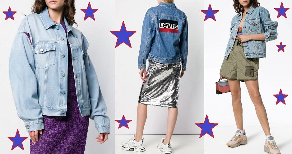Стильные джинсовые куртки весна-лето 2020: с чем носить фото