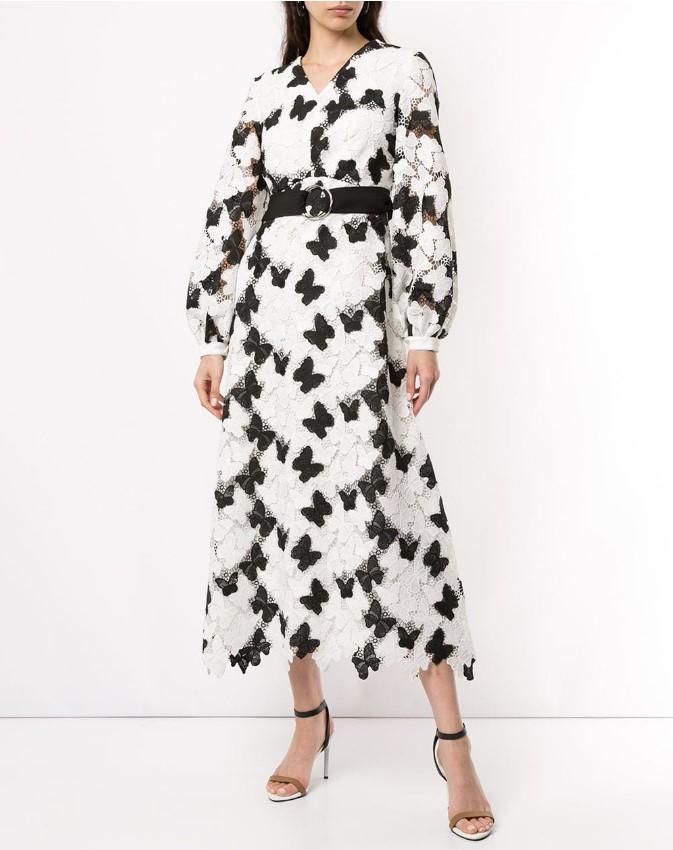 Самые красивые кружевные платья 2020 года: фасоны, 48 фото
