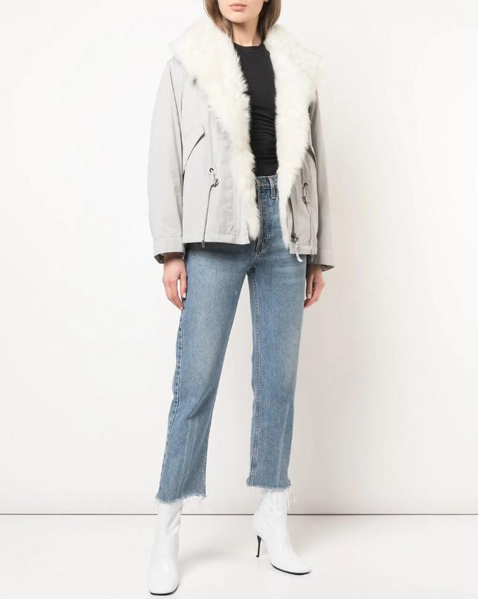 Модные куртки парки в 2021 году: фото стильных новинок цвета