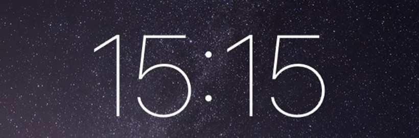 Что означают одинаковые цифры на часах 15:15 точное значение