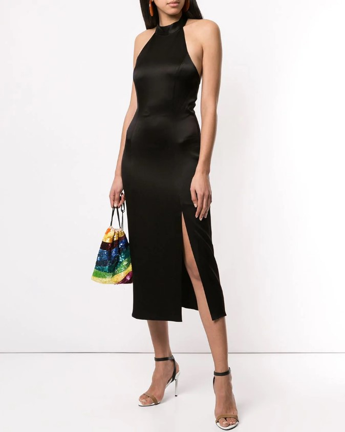 Красивые и элегантные платья футляр весна-лето 2020 - фото