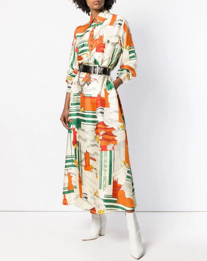 Модные повседневные платья весенне-летнего сезона 2021: фото