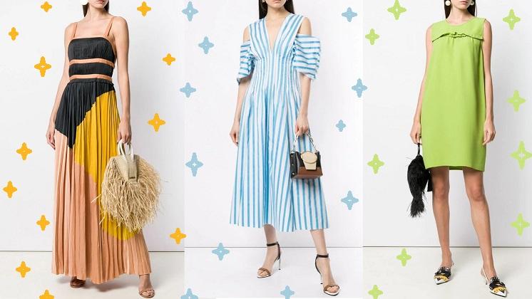 Самые красивые летние платья и сарафаны в 2020 году: 86 фото