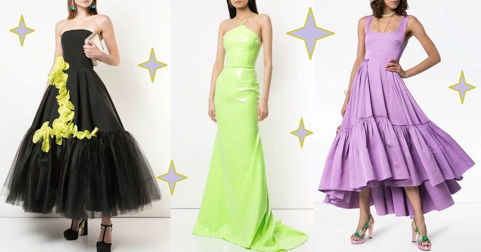 Красивые вечерние платья сезона весна-лето 2020: модные фото