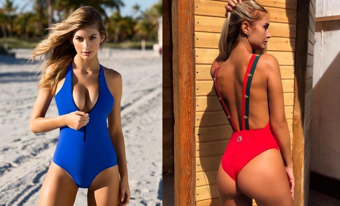 Какие купальники в моде летом 2021 года: лучшие тренды фото👙