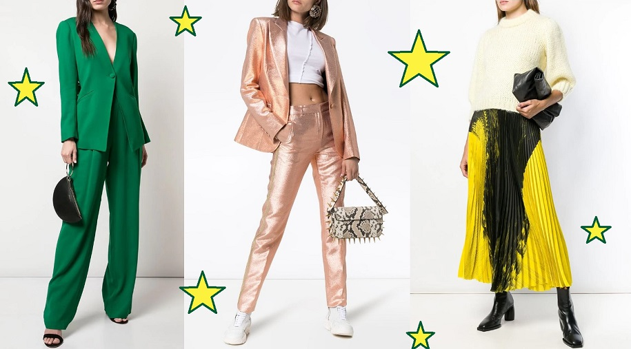 Самые модные цвета в одежде в 2021 году: фото, лучшие тренды