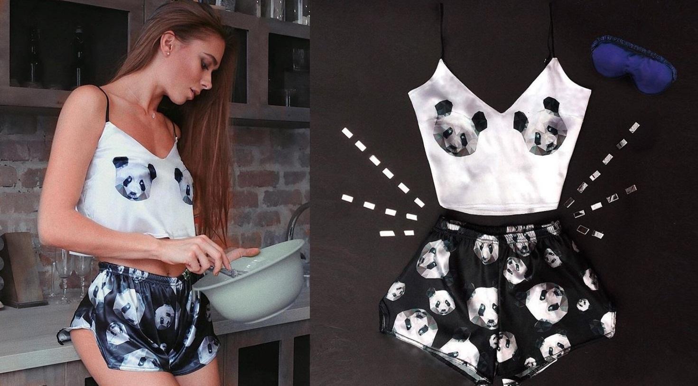 Модная домашняя одежда для женщин нового сезона: тренды фото