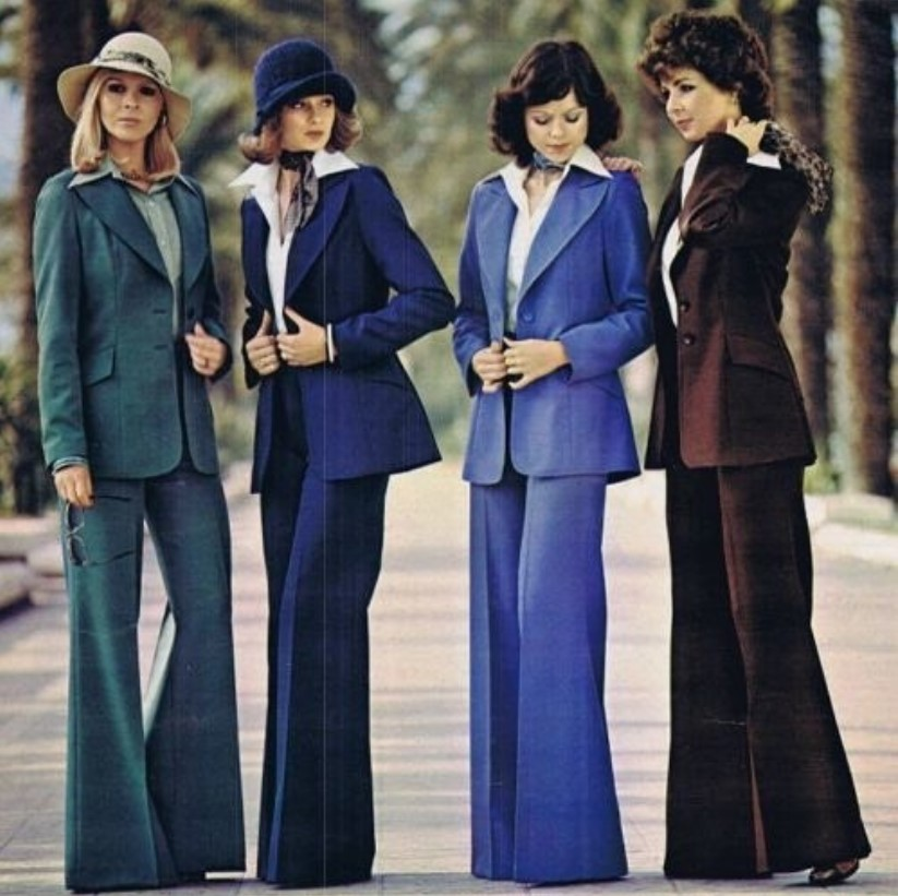 Советский шик в моде: обратно в СССР тренды одежды 2021 фото