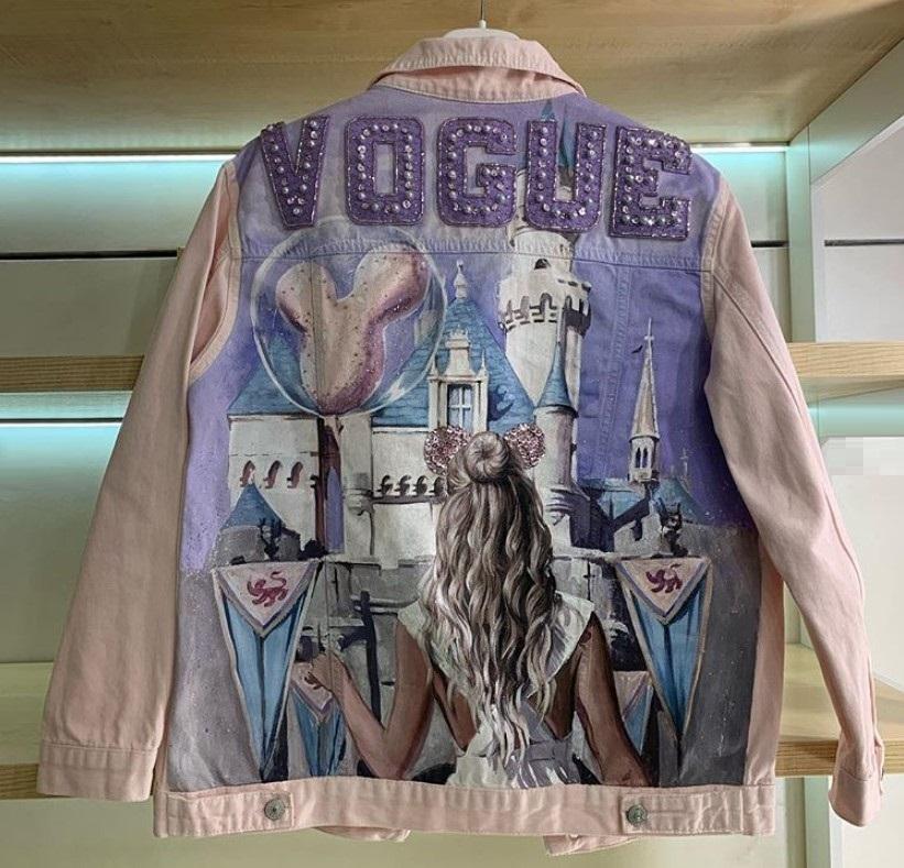 Модная джинсовая куртка 2021 ХИТ сезона: тенденции, 75 фото