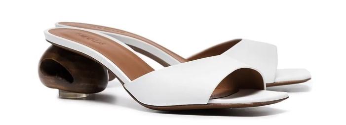 Модная летняя обувь для полных женщин 2021 фото, топ новинок