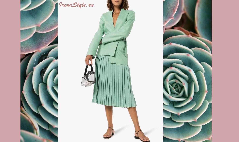 Модный цвет 2021
