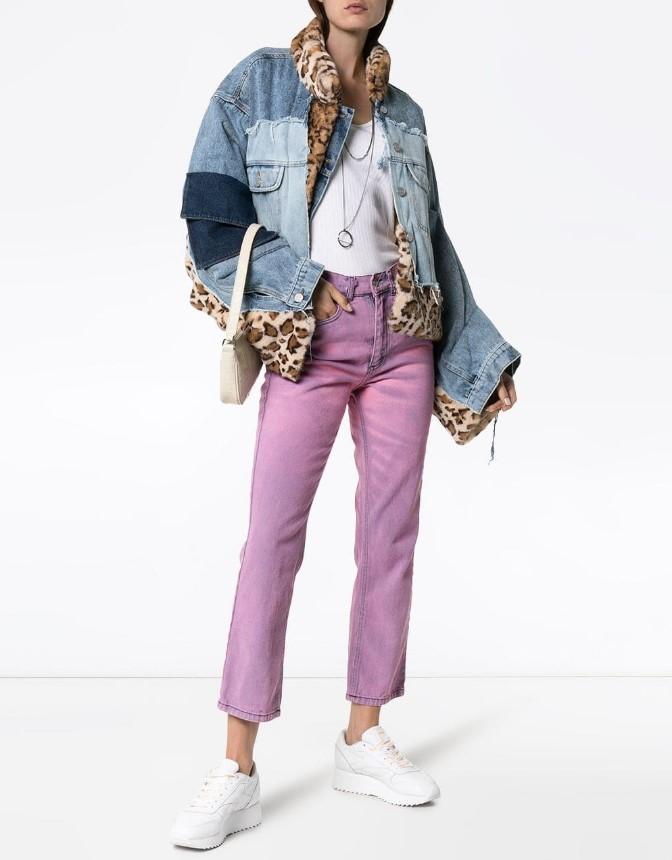 Вареный деним 2021: модные, стильные варенки нового сезона