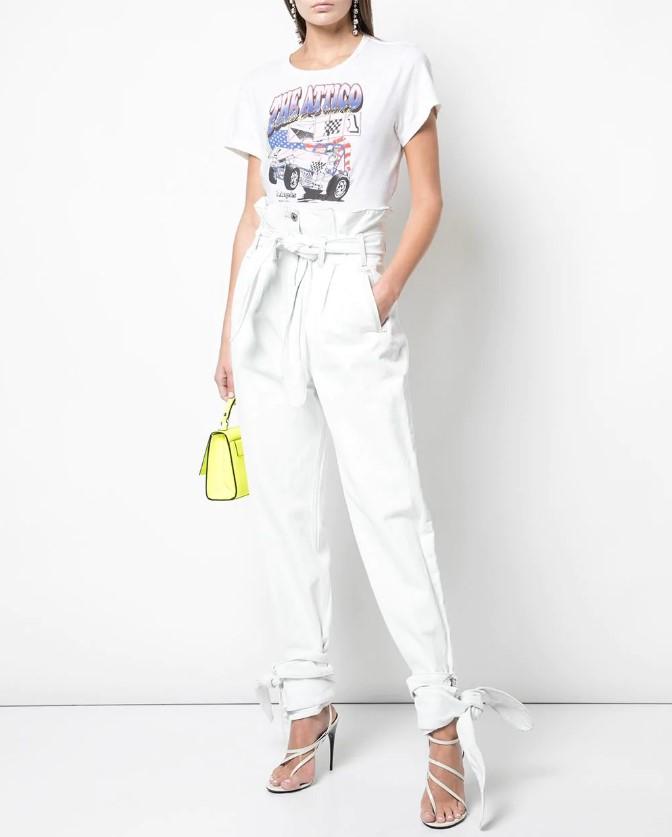 Белая футболка 2020-2021