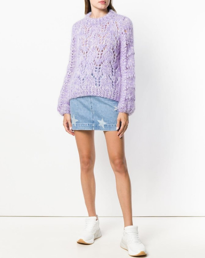 Модные джинсовые юбки 2020-2021