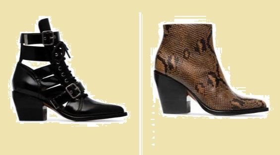 Модные Казаки главный обувной тренд осени 2021. С чем носить