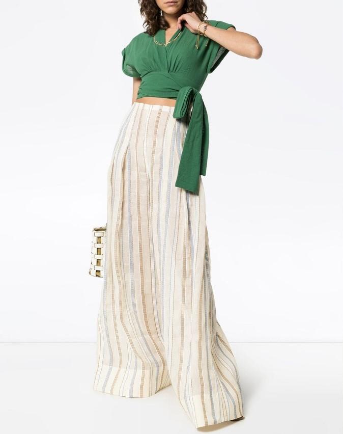Мода для невысоких женщин