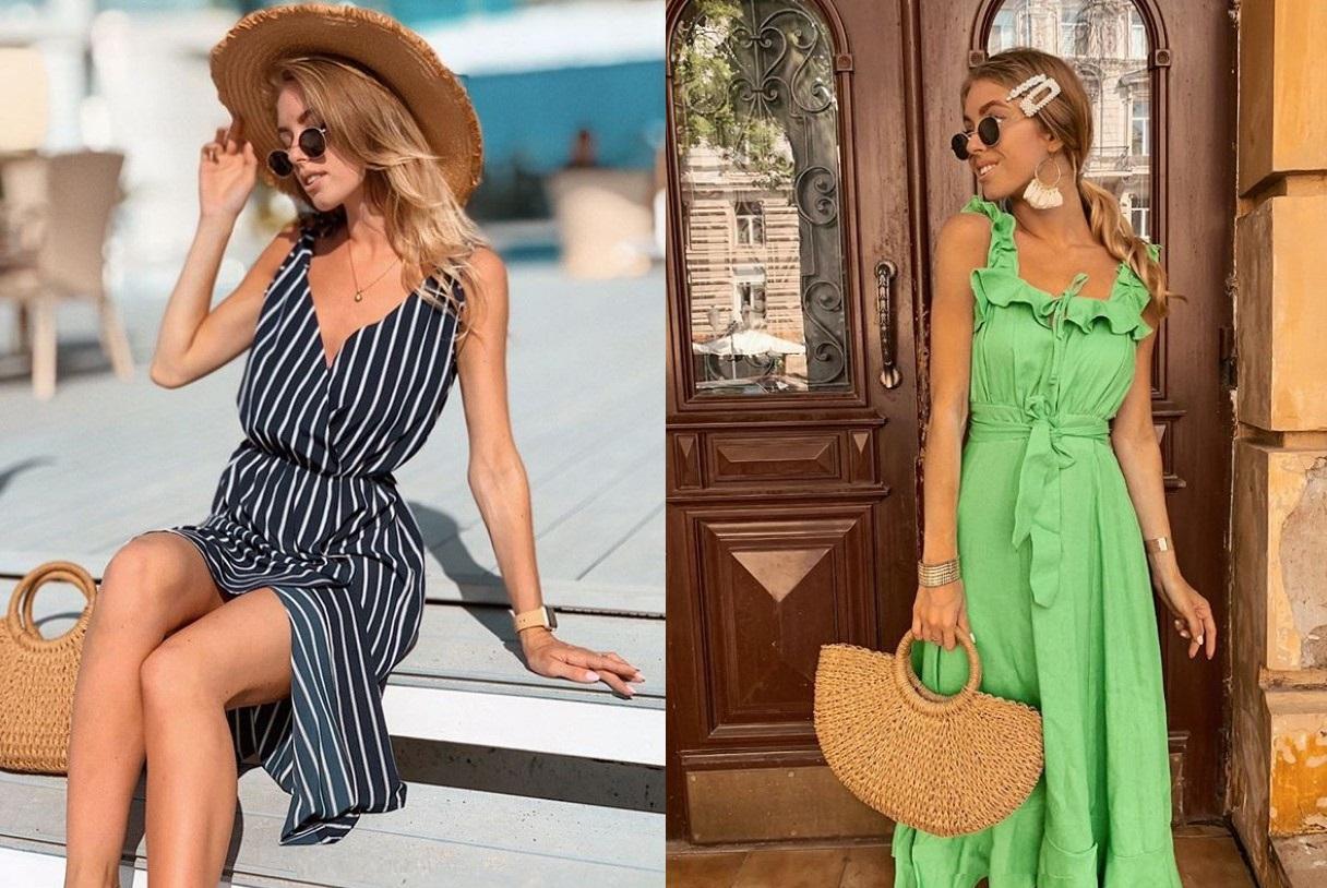 Модные образы на летнюю жару 2019-2020