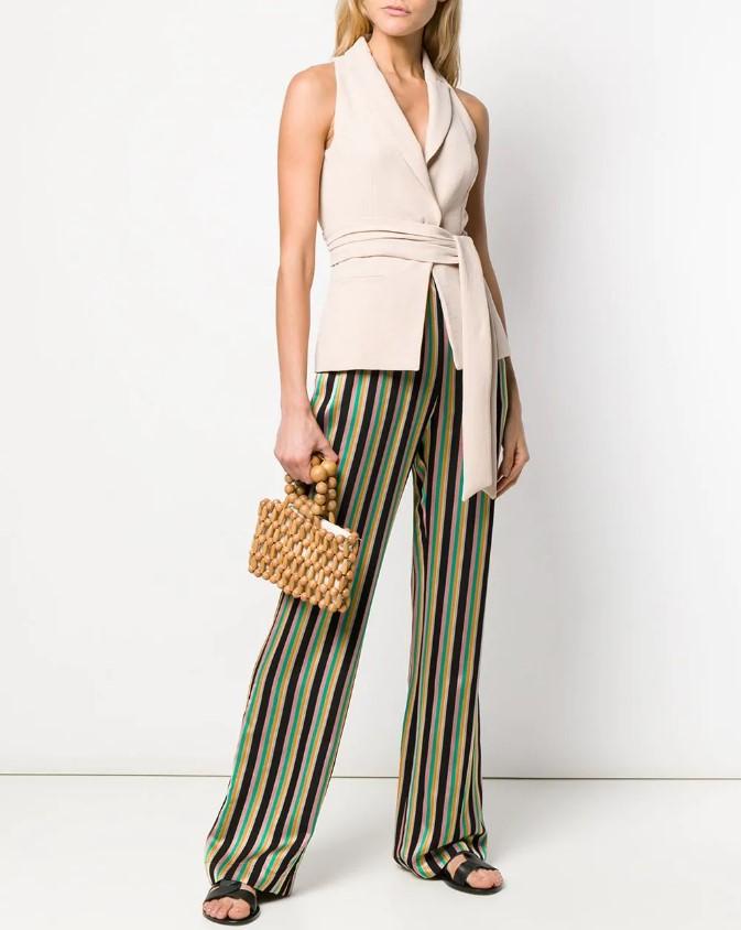 Модные вещи в полоску для лета 2021