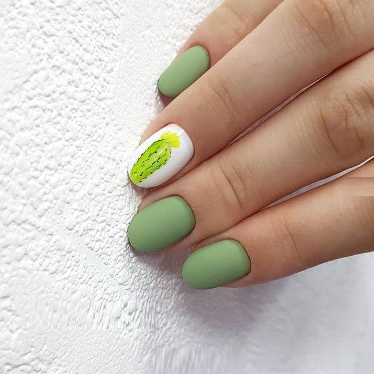 Какой маникюр сделать на короткие ногти: Идеи лето 2019 фото