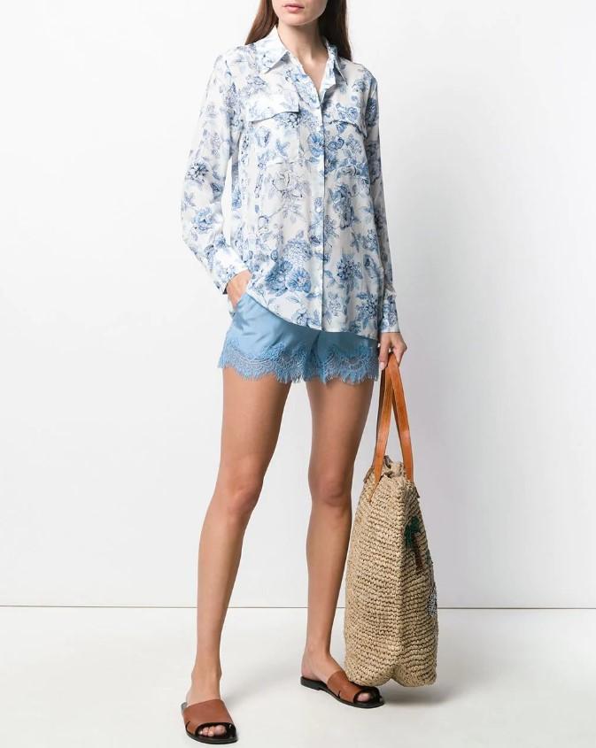 Модные шорты 2021