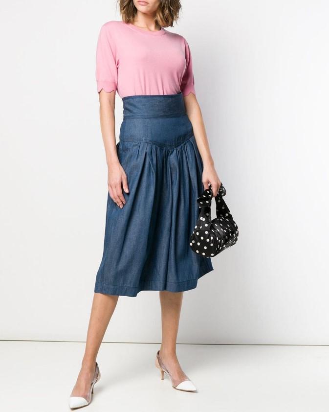 Модные шорты 2020