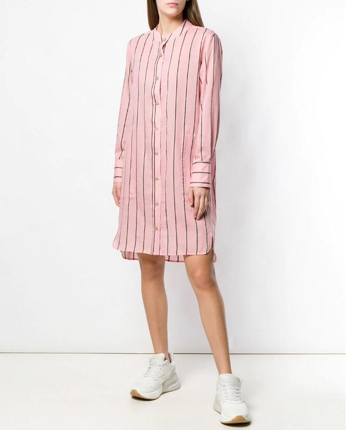 Платья-рубашки весна-лето 2020