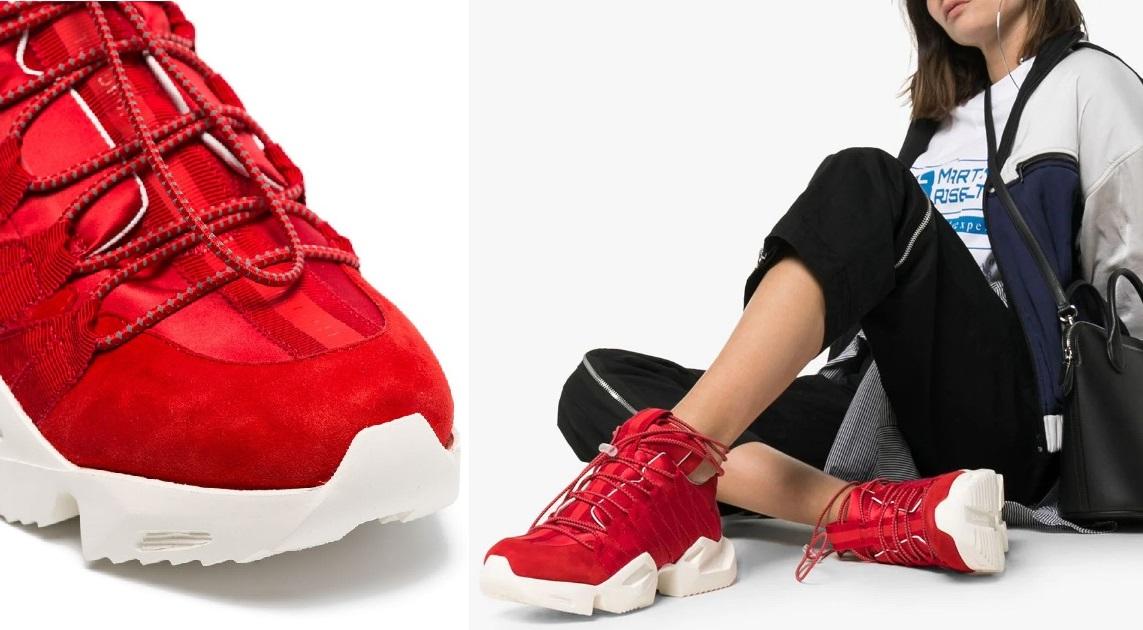 Модные тренды на кроссовки 2021