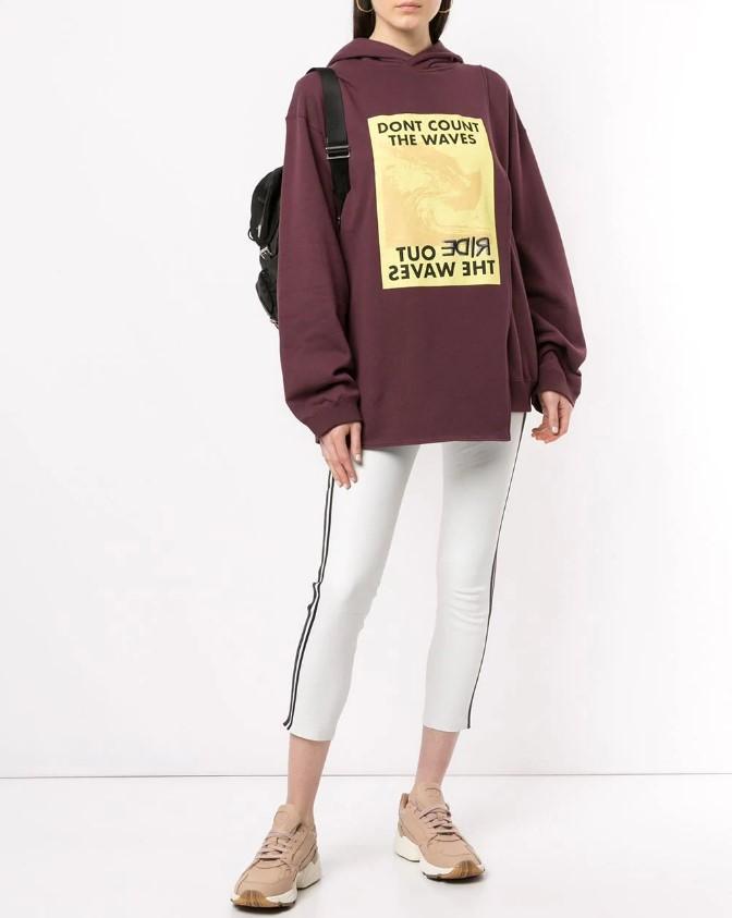 Модные образы со свитшотами 2020-2021