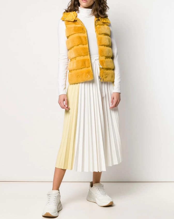 Модные женские юбки осень-зима 2019-2020 фото