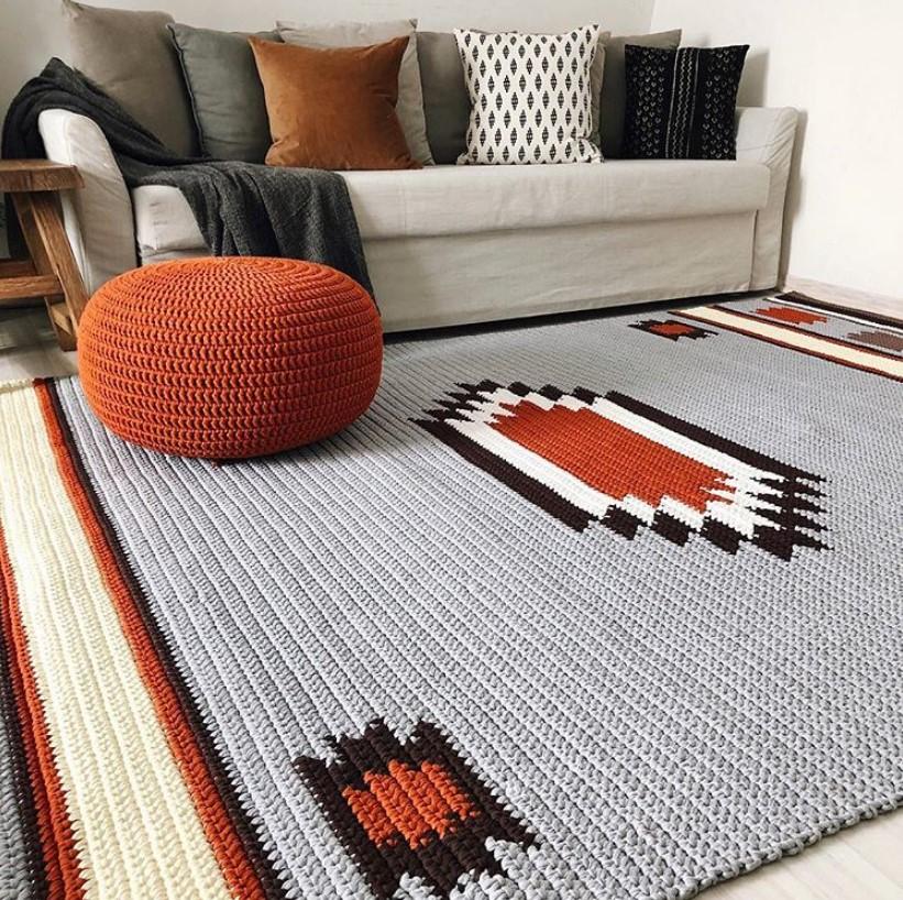 Модные ковры 2020-2021: самые последние тренды