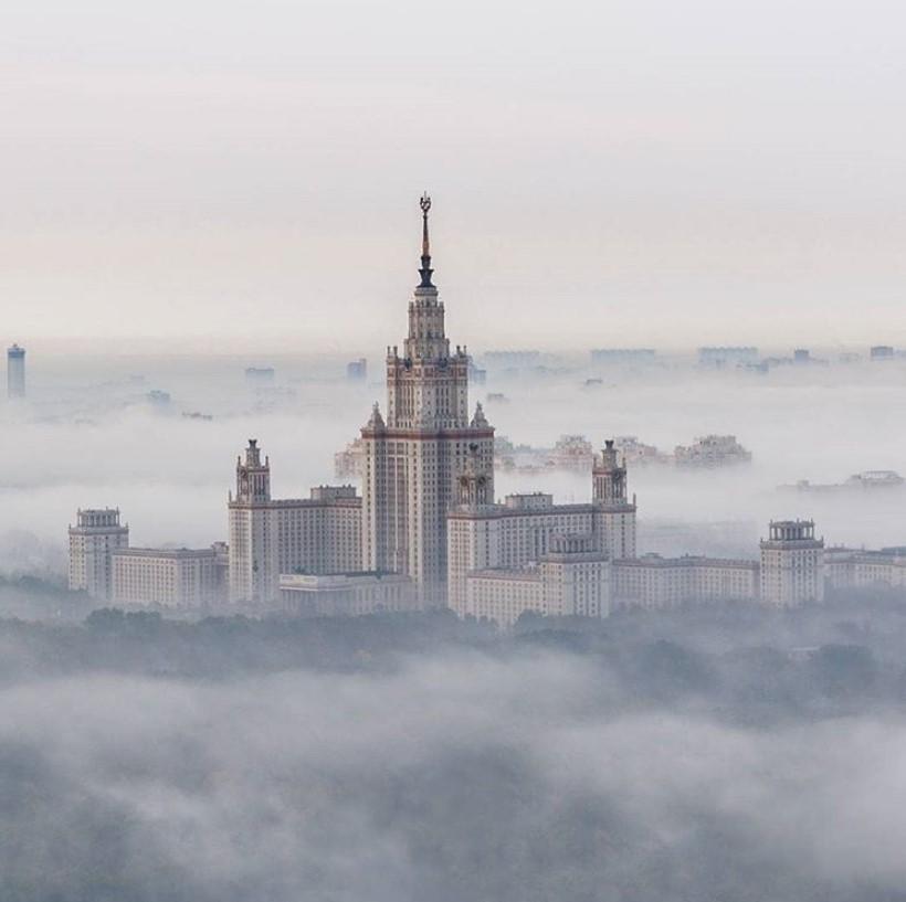 Самый точный прогноз погоды в Москве на сентябрь 2019 года