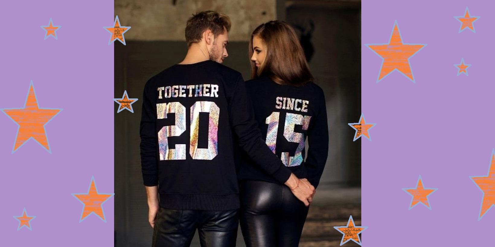 Модные именные свитшоты 2019-2020: стильные цвета, фото идеи