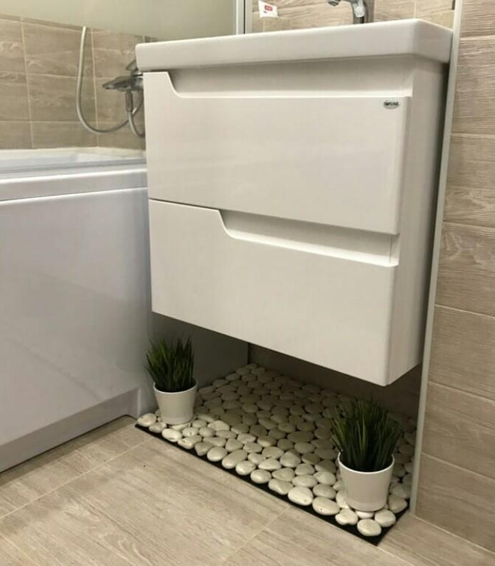 Как сделать коврик в ванную своими руками? Лучшие идеи, фото