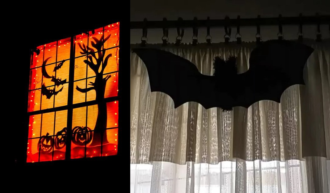 Как украсить комнату на Хэллоуин своими руками: идеи 2020