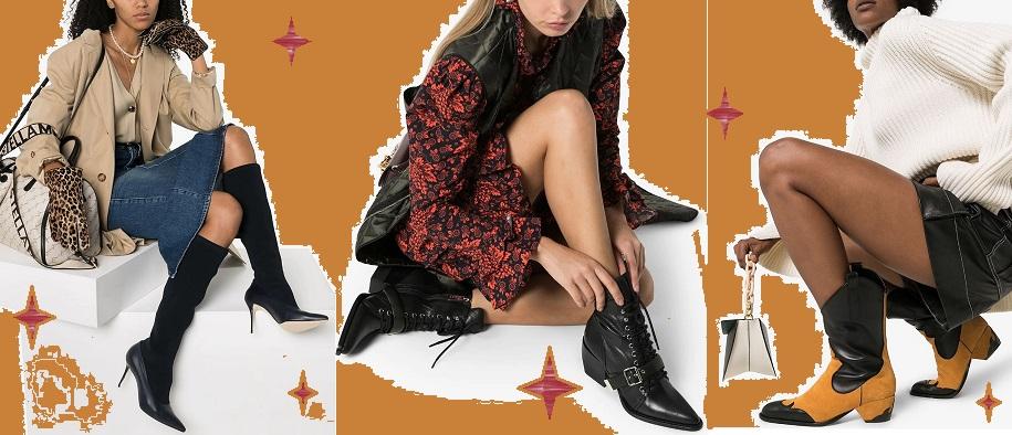 Какая обувь в моде осенью 2020 года: идеальная база с фото