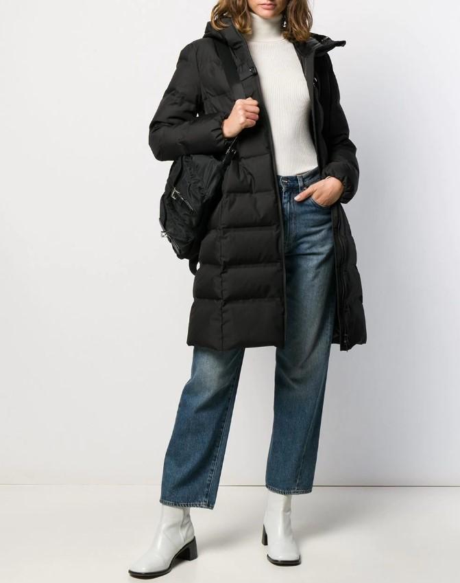 Самые модные длинные пуховики для женщин на зиму 2020
