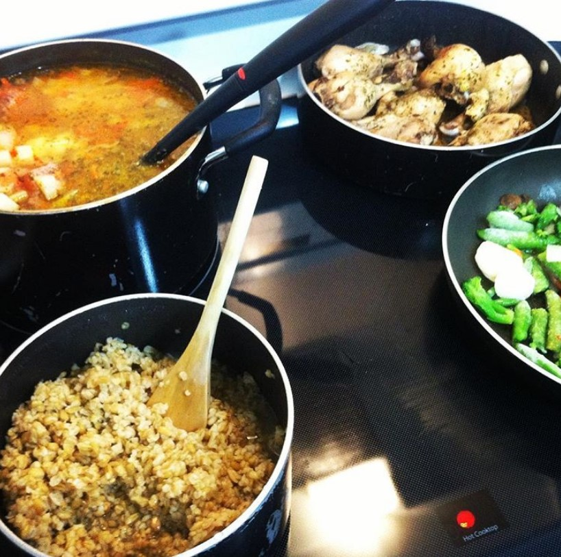 Заготовки еды на неделю: упрощаем себе жизнь