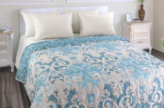 Как выбрать покрывало в спальню по цвету и дизайну?