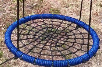 Где найти метровые качели гнездо для детей?