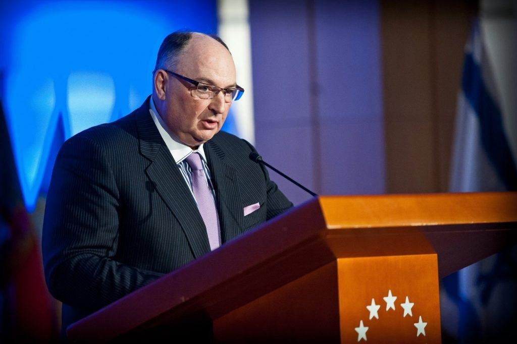 Вячеслав Моше Кантор считает политику Владимира Путина в отношении экстремизма и нетерпимости примером другим государствам