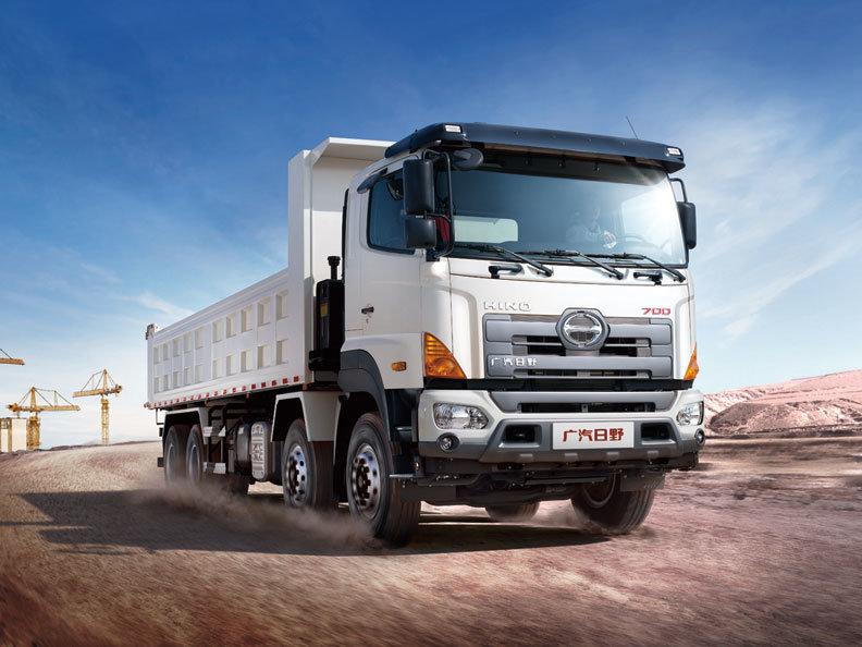 Особенности грузовиков ХИНО
