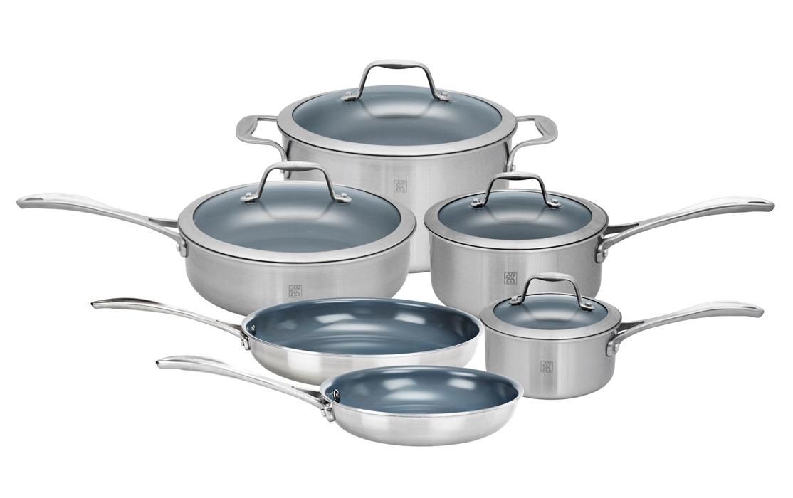 Достоинства посуды Zwilling