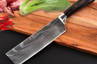 Какой кухонный нож должен быть у каждой хозяйки?